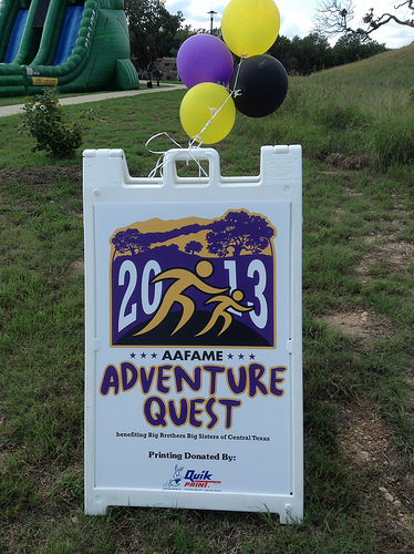 Welcome to Adventure Quest 2013!