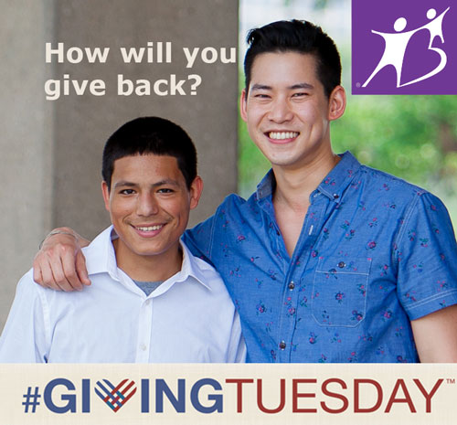 Join us on December 3. How will you give back?