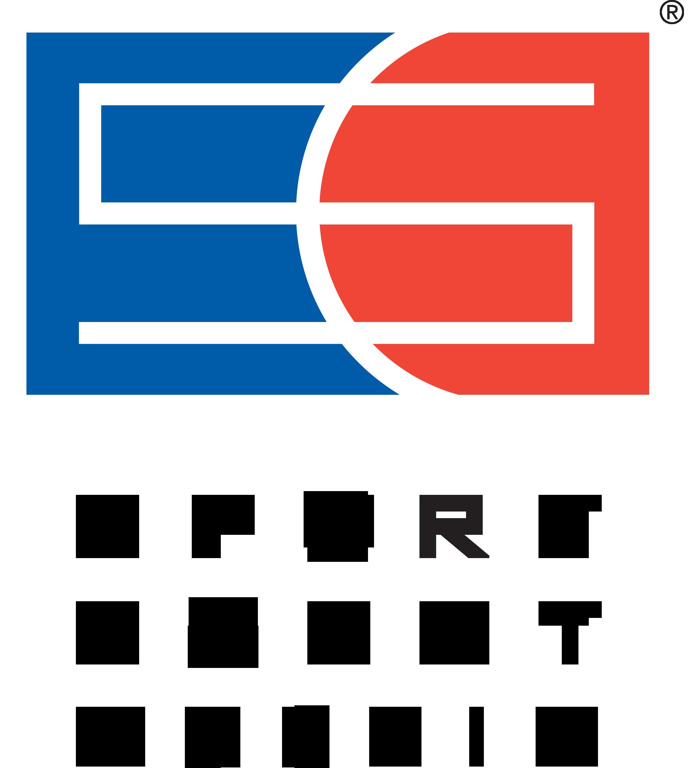 Austin Sport Court logo black
