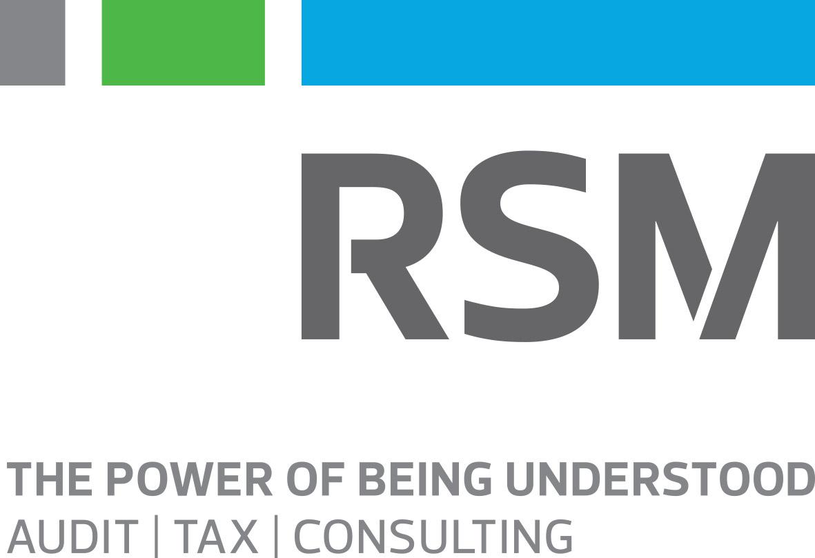 RSM Logo & Strapline Stacked CMYK